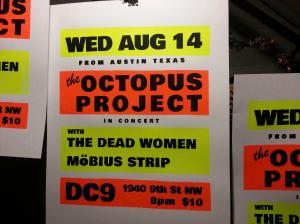 TDW DC9 Poster