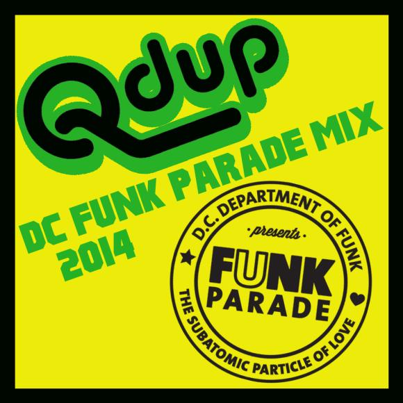 Qdup DC Funk Parade final