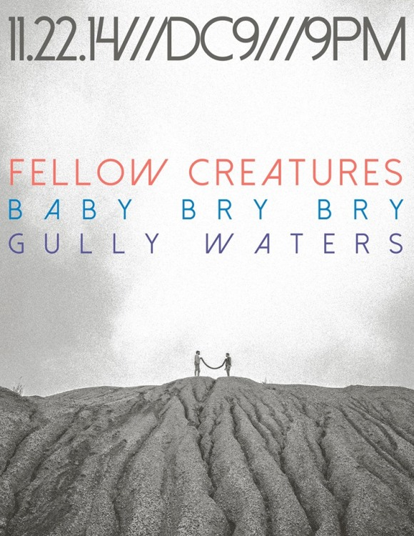 Fellow Creatures Flyer